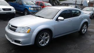 Used 2012 Dodge Avenger SXT for sale in Hamilton, ON