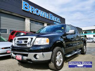 Used 2008 Ford F-150 XLT   Crew Cab   4x4 for sale in Surrey, BC