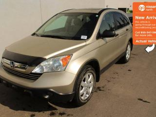 Used 2008 Honda CR-V EX 4dr 4x4 for sale in Edmonton, AB
