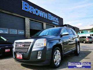 Used 2010 GMC Terrain SLT-2, LEATHER, MOONROOF, AWD for sale in Surrey, BC