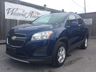 Used 2014 Chevrolet Trax LT  AWD for sale in Stittsville, ON