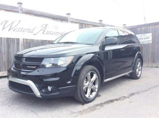 Used 2016 Dodge Journey Crossroad   Awd for sale in Stittsville, ON
