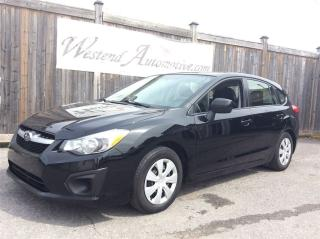 Used 2013 Subaru Impreza 2.0i for sale in Stittsville, ON