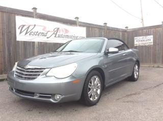 Used 2008 Chrysler Sebring Limited  for sale in Stittsville, ON