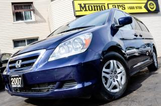 Used 2007 Honda Odyssey EX-L! Leather+Cruise+PwrDoors! ONLY $113/bi-weekly for sale in St Catharines, ON