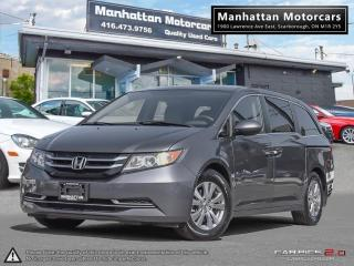 Used 2015 Honda Odyssey EX |8 PASS|CAMERA|NO ACCIDENT|PHONE|REAR.AIR for sale in Scarborough, ON