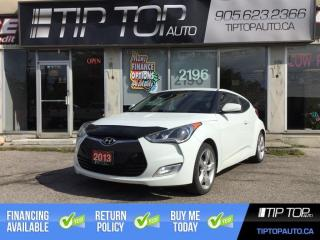 Used 2013 Hyundai Veloster ** Bluetooth, Heated Seats, Backup Camera ** for sale in Bowmanville, ON