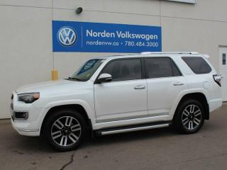 Used 2014 Toyota 4Runner Limited for sale in Edmonton, AB