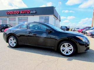 Used 2010 Nissan Altima 2.5 S COUPE SUNROOF BLUETOOTH CERTIFIED 2YR WAR for sale in Milton, ON