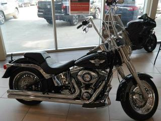 Used 2013 Harley Davidson FLH Full Dress Classic FLSTF for sale in Edmonton, AB