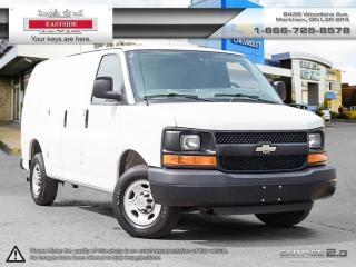 Used 2012 Chevrolet Express 2500 SHORT CARGO VAN for sale in Markham, ON