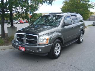 Used 2006 Dodge Durango SLT 8 PASSENGER for sale in York, ON