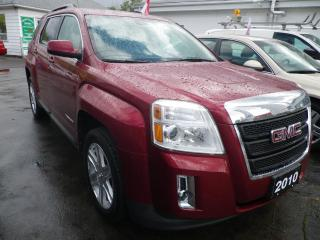 Used 2010 GMC Terrain SLT-1 for sale in Fort Erie, ON
