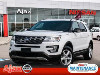 Used 2016 Ford Explorer XLT*13274 kms*Accident Free for sale in Ajax, ON