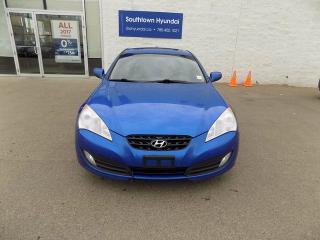 Used 2010 Hyundai Genesis Coupe 2.0T Premium for sale in Edmonton, AB