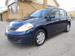 Used 2009 Nissan Versa 1.8 S Automatic Hatchback Certified ONLY 79,000KMs for sale in Etobicoke, ON