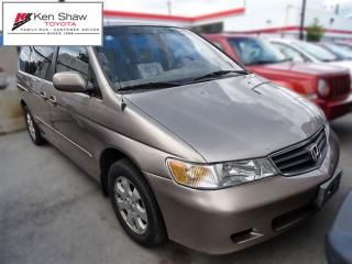 Used 2003 Honda Odyssey EX-L w/DVD RES for sale in Toronto, ON