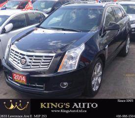 Used 2014 Cadillac SRX PERFORMANCE SPORT, NAVIGATION, AWD, BACK UP CAM for sale in Scarborough, ON