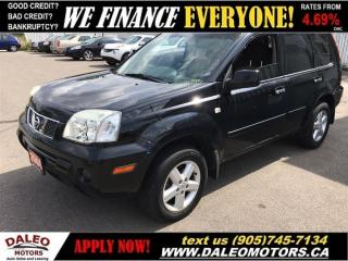 Used 2006 Nissan X-Trail SE | ALL-WHEEL DRIVE! for sale in Hamilton, ON