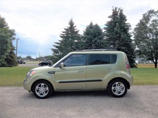 Used 2010 Kia Soul 2U for sale in Thornton, ON