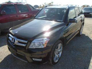 Used 2012 Mercedes-Benz GLK350 GLK for sale in Innisfil, ON