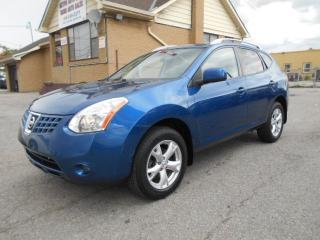 Used 2008 Nissan Rogue SL AWD Leather Sunroof Certified 155,000KMs for sale in Etobicoke, ON