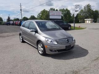 Used 2007 Mercedes-Benz B-Class for sale in Komoka, ON