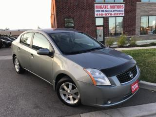 Used 2008 Nissan Sentra 2.0 for sale in Etobicoke, ON