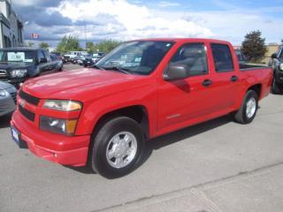 Used 2004 Chevrolet Colorado 1SH LS ZQ8 for sale in Hamilton, ON