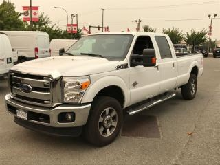 Used 2016 Ford F-350 LARIAT SUPER DUTY for sale in Langley, BC