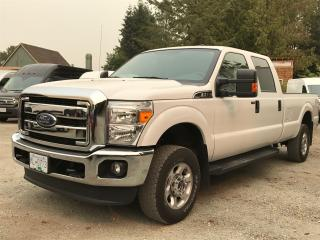 Used 2016 Ford F-350 XLT Super Duty FX4 for sale in Langley, BC