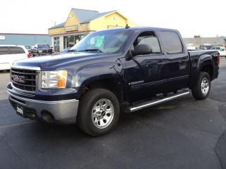 Used 2009 GMC Sierra 1500 SL CrewCab 4X4 4.8L  5ft Box for sale in Brantford, ON