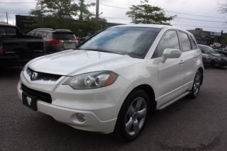 Used 2008 Acura RDX Tech Pkg |NAVIAGTION|BACKUP CAMERA for sale in North York, ON