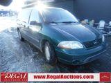 2002 Ford WINDSTAR VANS LX 4D WAGON