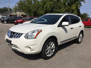 Used 2011 Nissan ROGUE SV * AWD * BACKUP CAMERA * NAV * MOONROOF * HEATED SEATS for sale in London, ON