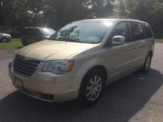 Used 2010 Chrysler TOWN AND COUNTRY TOURING * REAR CAM * 2 DVD'S * SUNROOF * 7 PASSENGER for sale in London, ON