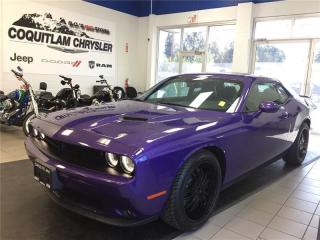 Used 2016 Dodge Challenger SXT for sale in Coquitlam, BC
