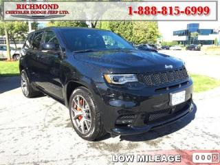 Used 2017 Jeep Grand Cherokee SRT for sale in Richmond, BC
