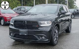 Used 2017 Dodge Durango R/T for sale in Surrey, BC