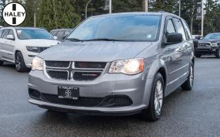 Used 2013 Dodge Grand Caravan SXT for sale in Surrey, BC