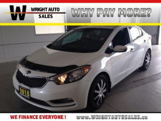 Used 2015 Kia Forte SX GDI|SUNROOF|LEATHER|47,138 KMS for sale in Cambridge, ON
