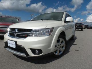Used 2014 Dodge Journey R/T 3.6L 6CYL for sale in Midland, ON