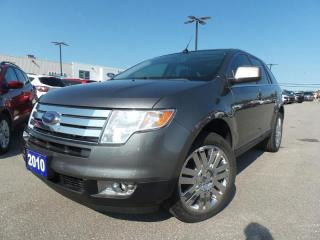 Used 2010 Ford Edge LIMITED 3.5L V6 for sale in Midland, ON