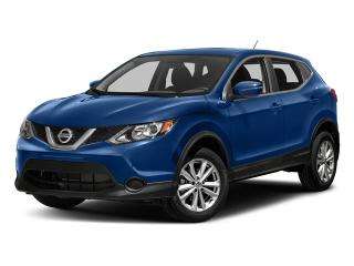 New 2017 Nissan Qashqai S FWD CVT for sale in Mississauga, ON