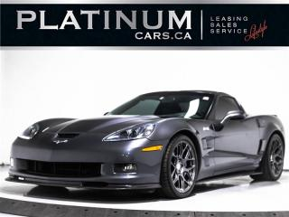 Used 2009 Chevrolet Corvette ZR1 Lingenfelter 800HP SUPERCHARGED, HRE Wheels for sale in Toronto, ON