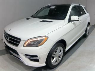 Used 2014 Mercedes-Benz ML-Class ML350 BlueTEC, SPORT for sale in North York, ON