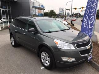 Used 2011 Chevrolet Traverse 1LS for sale in Burnaby, BC