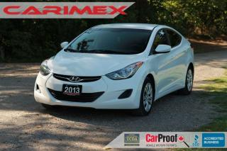 Used 2013 Hyundai Elantra GL for sale in Waterloo, ON