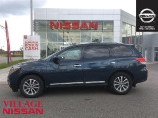 Used 2014 Nissan Pathfinder SL Tech | Leather | Navi for sale in Unionville, ON