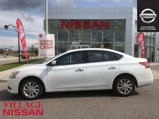 Used 2015 Nissan Sentra SV for sale in Unionville, ON